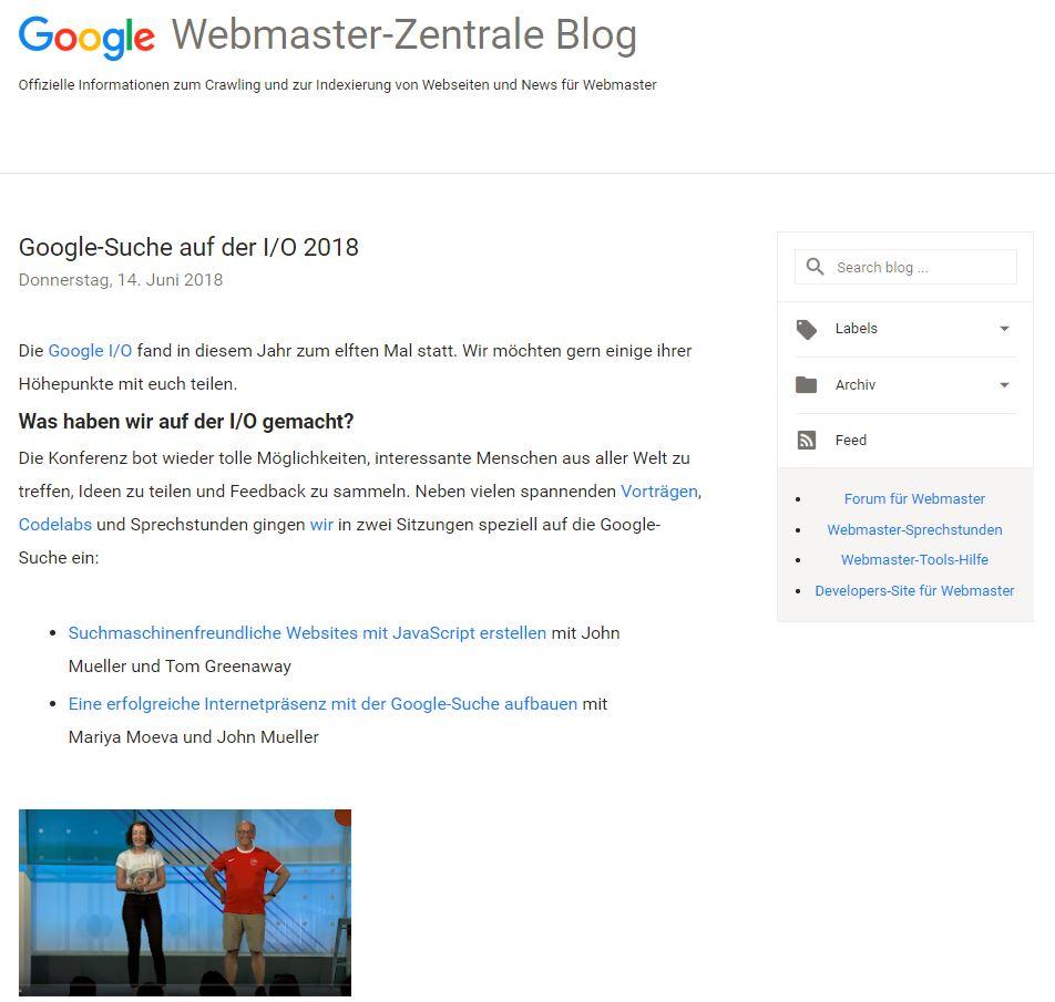 google-webmaster-zentrale-blog