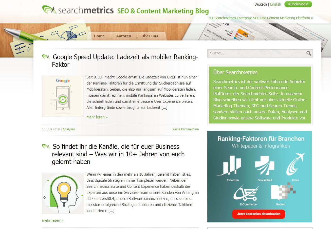 searchmetrics-blog