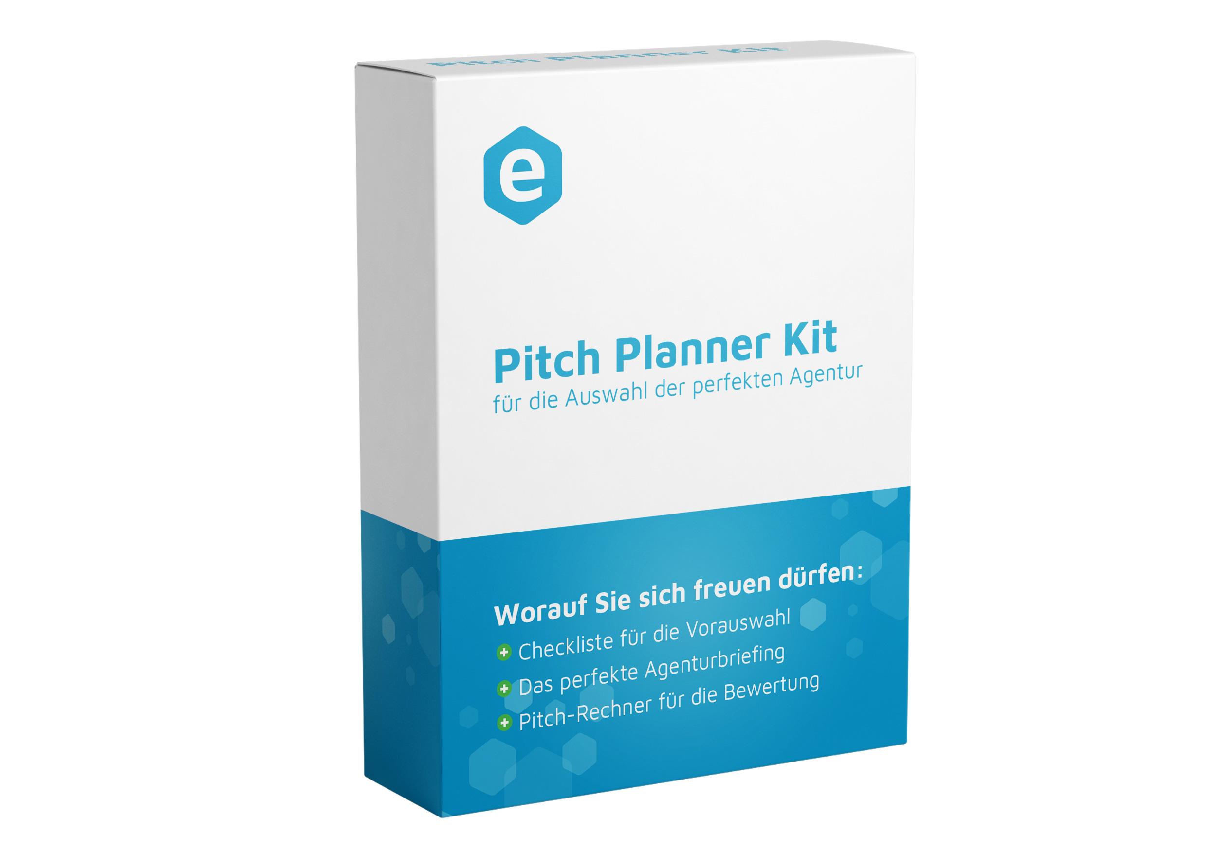 eMinded Pitch Planner Kit